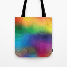 Psychedelic Land Tote Bag