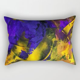 EBD ABSTRACT  3 Rectangular Pillow