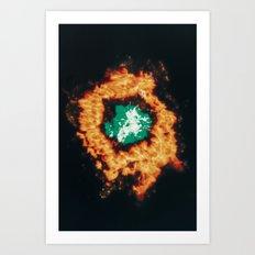 Metabolize Art Print