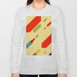 Cubes Cube N.1 Long Sleeve T-shirt