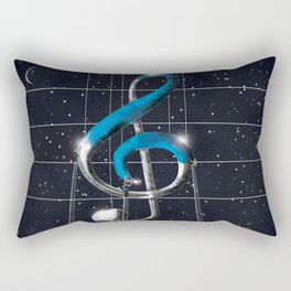 Composizione musicale Rectangular Pillow