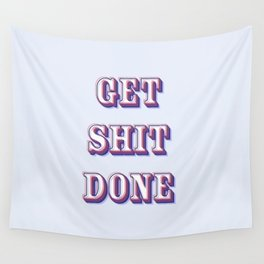 Irony Wall Tapestry