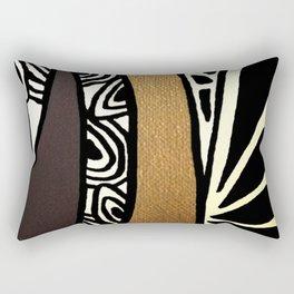 Dusty Purple Rectangular Pillow