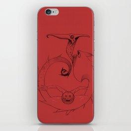 Hippocampus iPhone Skin