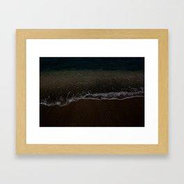 wash Framed Art Print