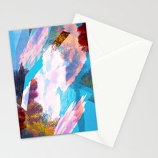 lucid breeze Stationery Cards