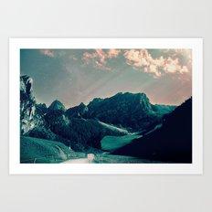 Mountain Call Art Print