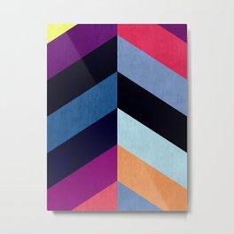 Triangular composition XIX Metal Print