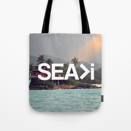 SEA>i  |  Back to Lanikai Tote Bag