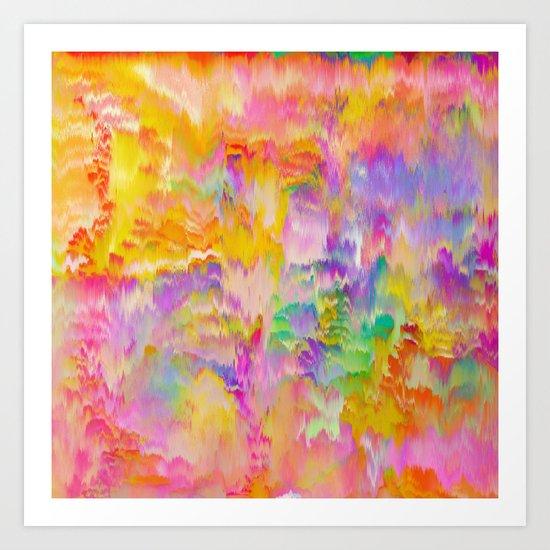 Lolly Love Art Print