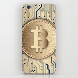 Bitcoin Miner iPhone Skin