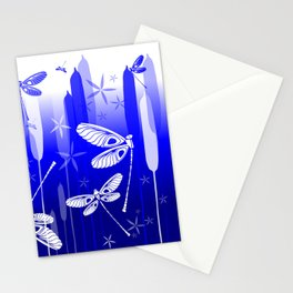 CN DRAGONFLY 1017 Stationery Cards