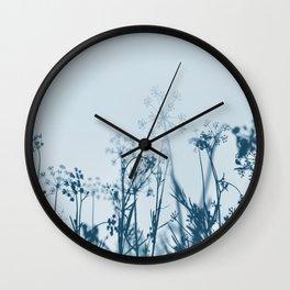 Blooming Sky Wall Clock