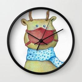 Christmas 2020 Wall Clock