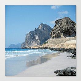Salalah Oman 10 Canvas Print