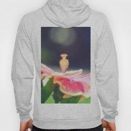 Romantic Hibiscus Hoody