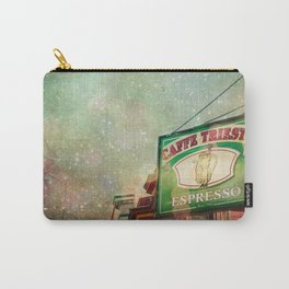 Caffe Trieste Carry-All Pouch