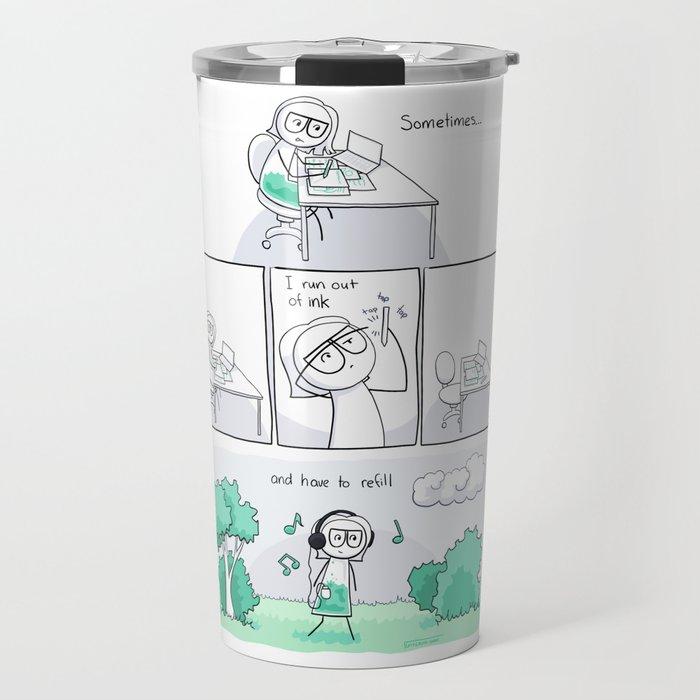 Refill Travel Mug