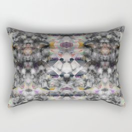Bricolage of the Present(s) II Rectangular Pillow