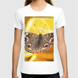 Common Buckeye Junonia Coenia T-shirt