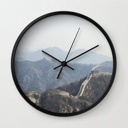 Let's Get Down to Business Wall Clock