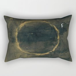The First Nothing Rectangular Pillow