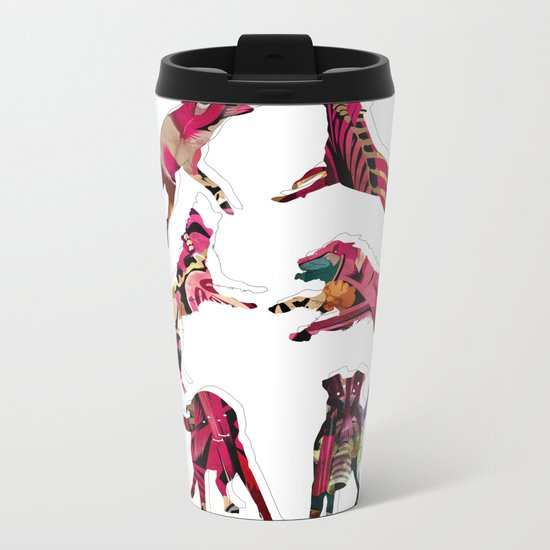 perros Metal Travel Mug