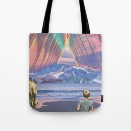 Kaleidoscope Dreamers Tote Bag