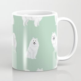 Japanese Spitz pure breed dog pattern pet gifts for dog lovers Coffee Mug