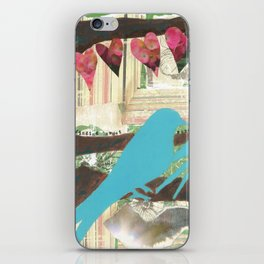 Three Little Birds iPhone Skin