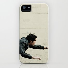 Sometimes, it's good to be different. iPhone Case