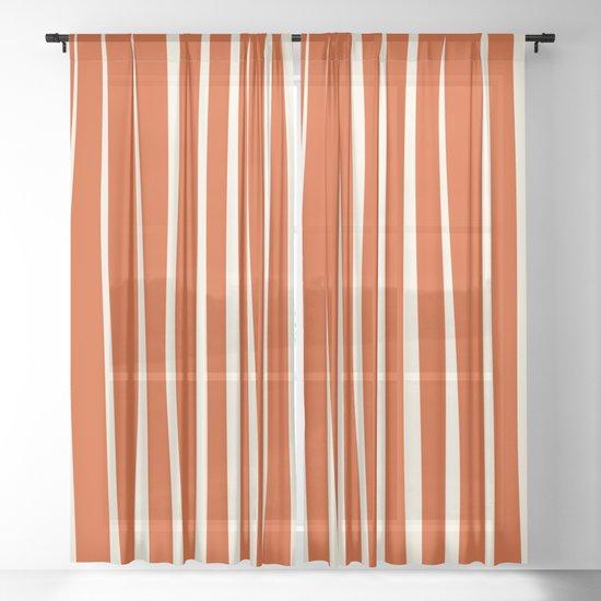 Vertical irregular stripes on orange by brankapd