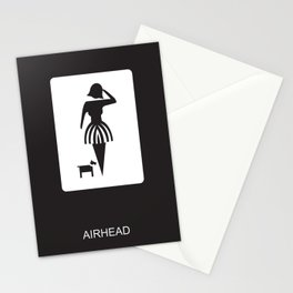 AIRHEAD Stationery Cards