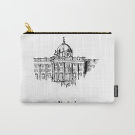 Royal palace Madrid Carry-All Pouch