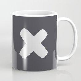 An X Coffee Mug