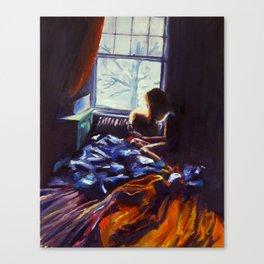 Loss Canvas Print
