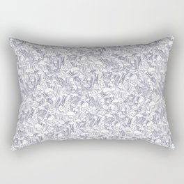Jellyfishes Rectangular Pillow