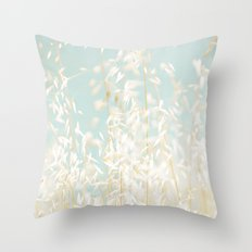 Splendor in the Grass Throw Pillow