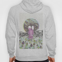 invisible forests Hoody
