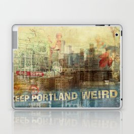 Portlandia Laptop & iPad Skin