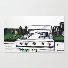 Hard-Boiled Eggs Canvas Print