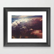 FLA from ABV Framed Art Print