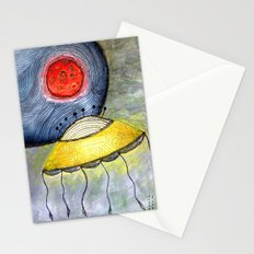 Jelly Moon Stationery Cards