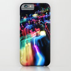 Wired Rainbow iPhone 6s Slim Case
