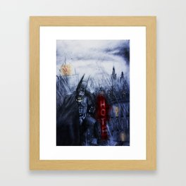 Year One. Framed Art Print