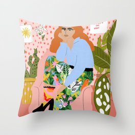 You can do everything you want Throw Pillow