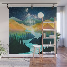 Under the Starlight Wall Mural