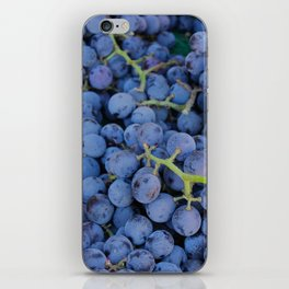 Concord Grapes iPhone Skin
