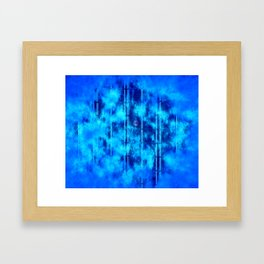 I Can See Earth From Here Framed Art Print
