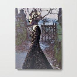 Madame Elisabeth Metal Print